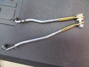 tri power linkage